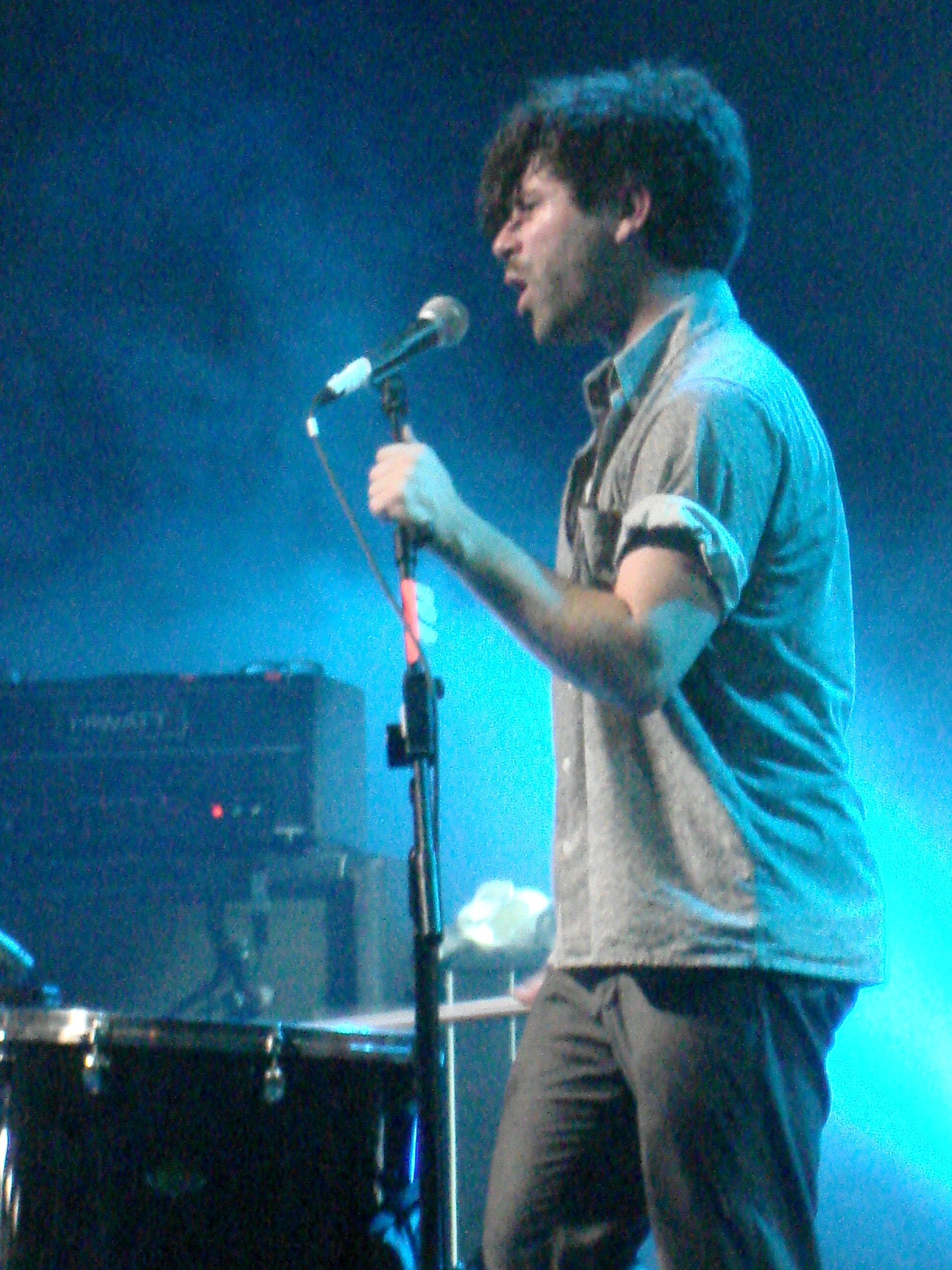 Foals @ iTunes Festival - Roundhouse London [04-07-2010] 037
