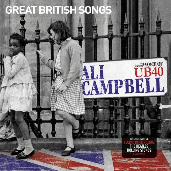 Ali Campbell, the legendary voice of UB40, releases his fourth solo album ...