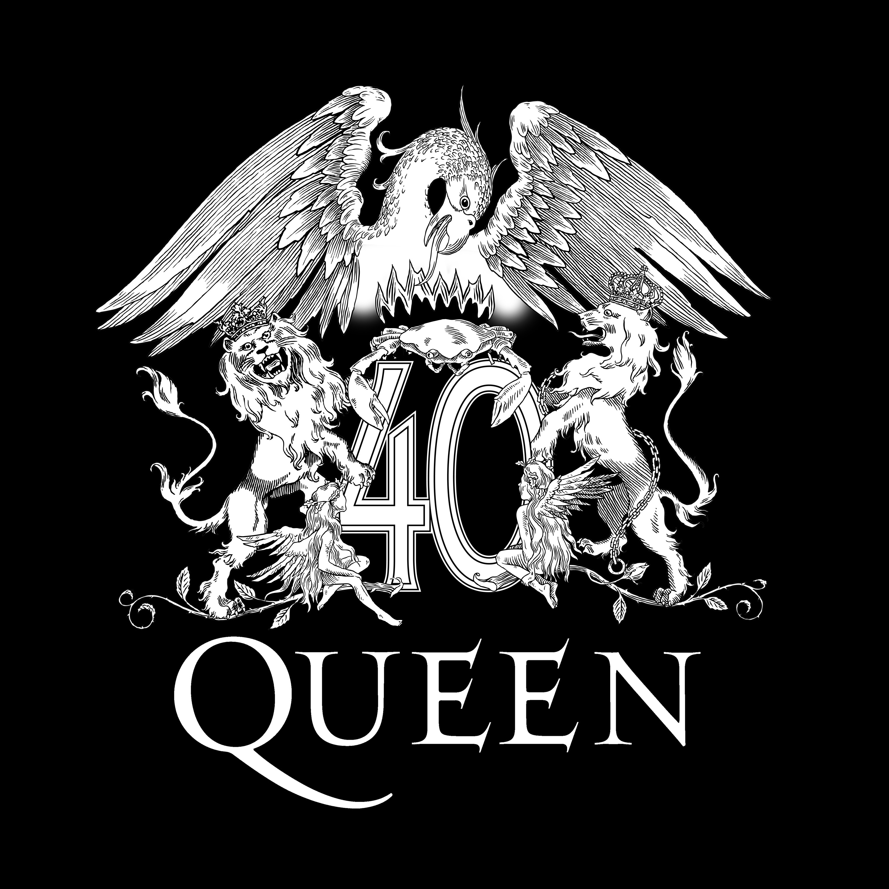 Book Cover White Queen : Queen th anniversary aaa music