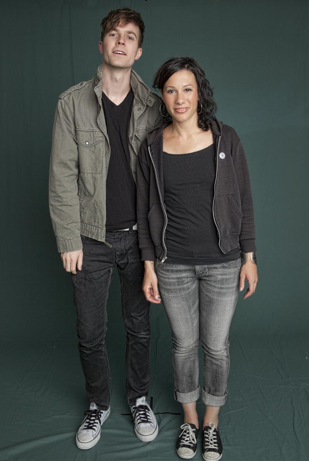 Matt & Kim Unveil video for new single \'Cameras\' / \'Sidewalks\' album ...