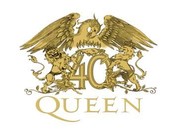 queen logo 40