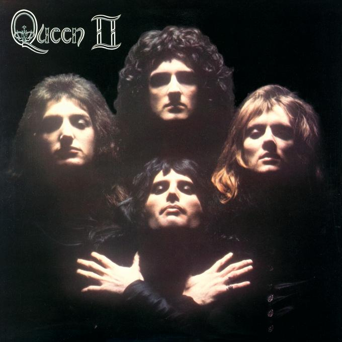 Queen First Five Album Re Issued Aaa Music