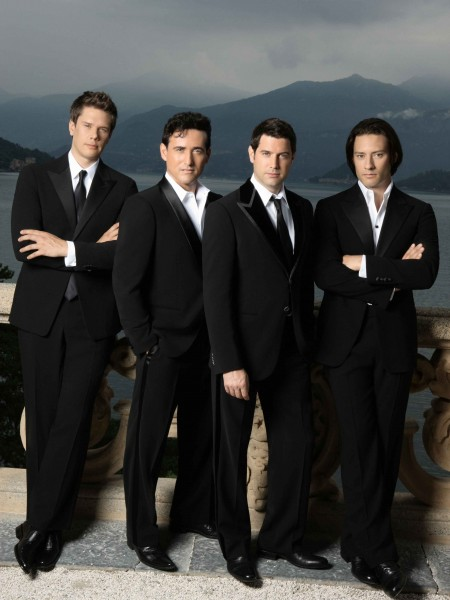 Classic brit awards 2011 il divo artist of the decade - Il divo website ...