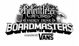 Relentless Boardmasters Festival Logo