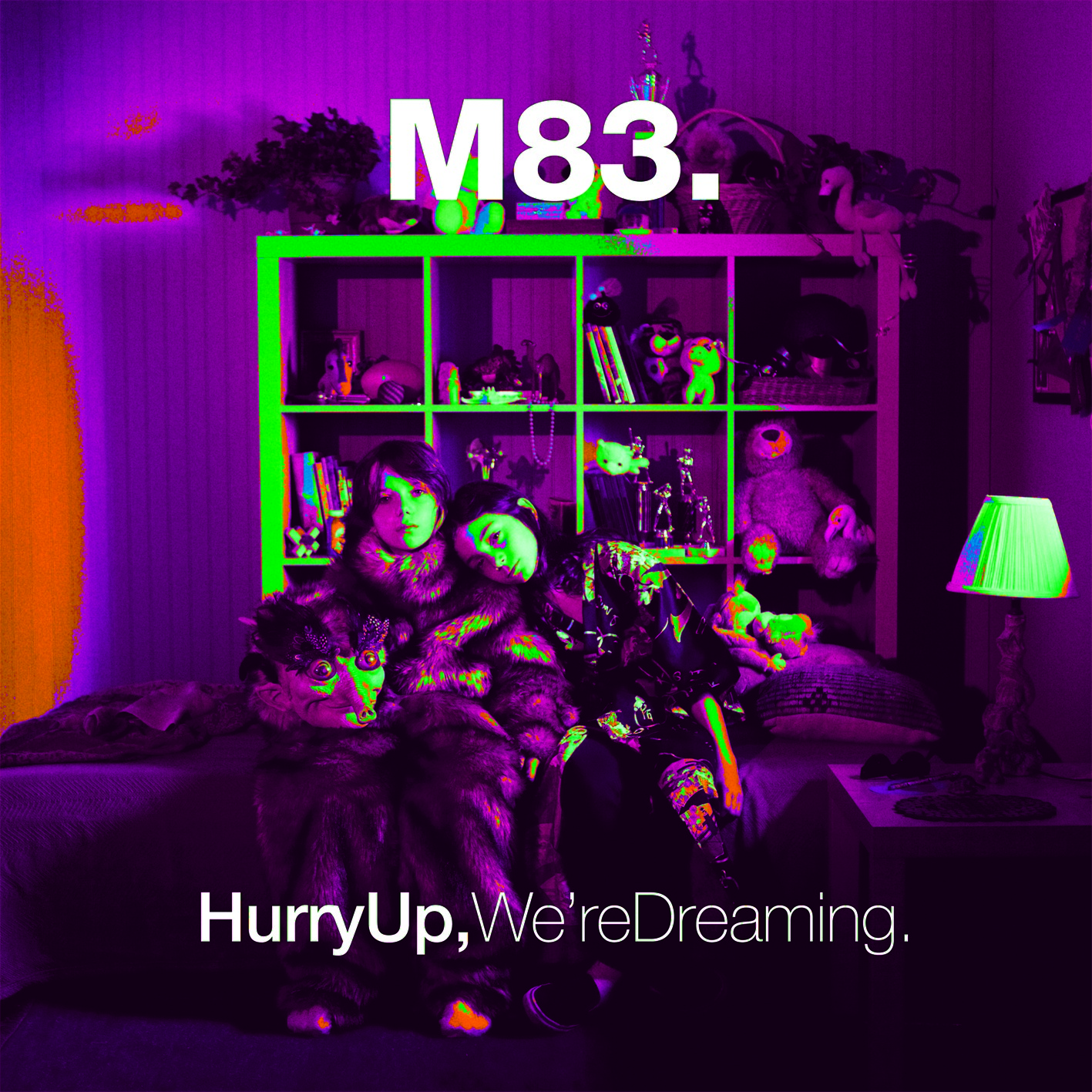 M83 Hurry Up We're Dreaming
