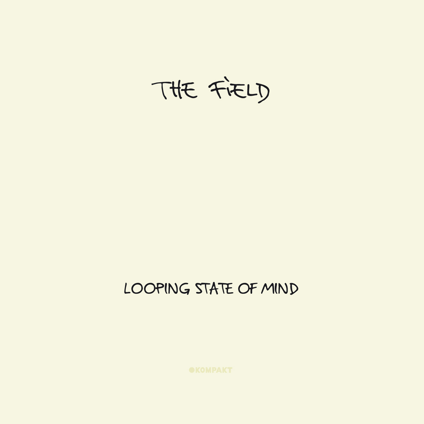 THE FIELD Looping State Of Mind art