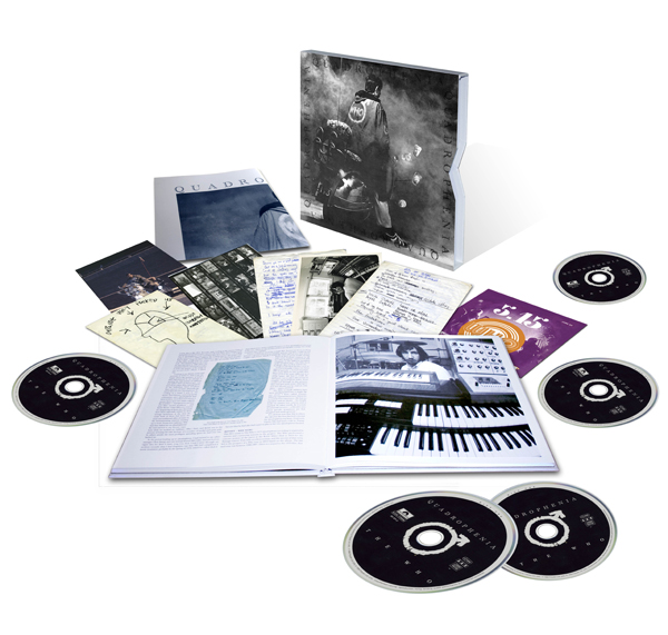 Quadrophenia re-release set