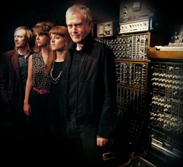 John Foxx And The Maths Tour