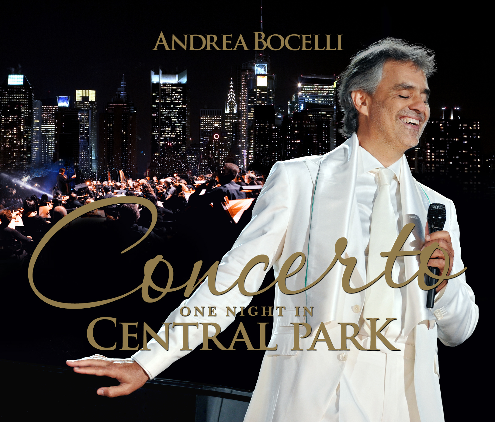Andrea Bocelli on YouTube Music Videos
