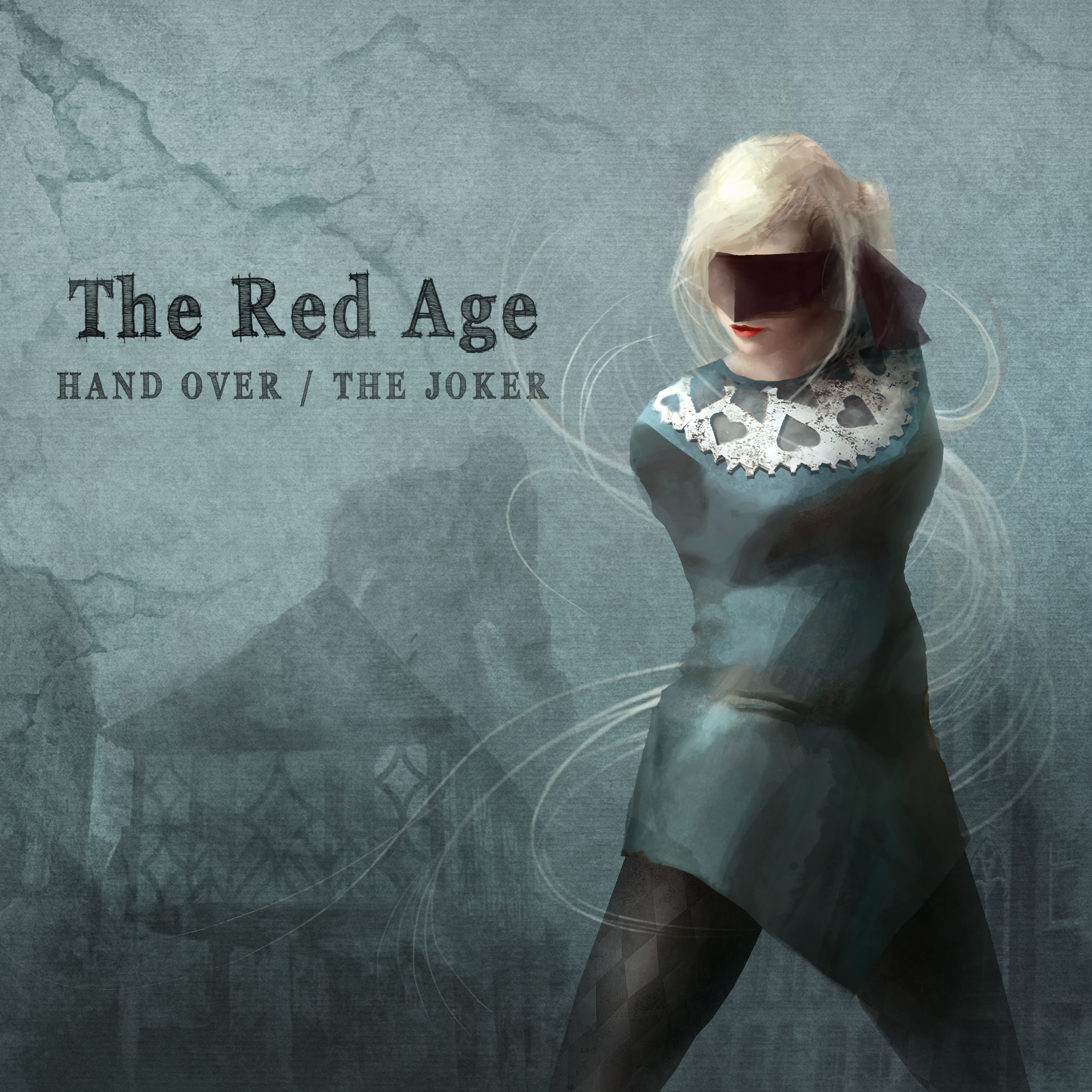 Front Cover the red age