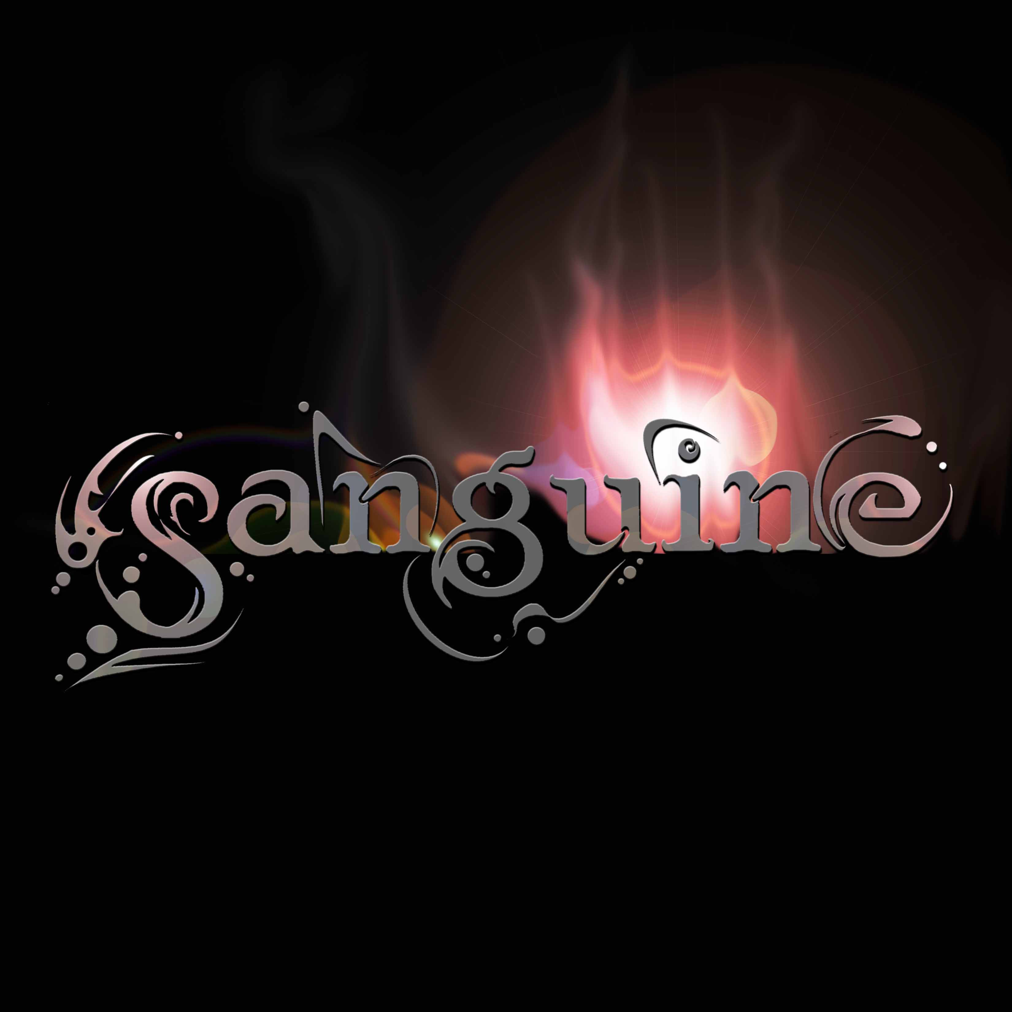 Sanguine album cover