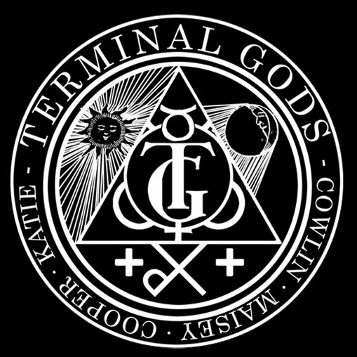 Terminal Gods logo