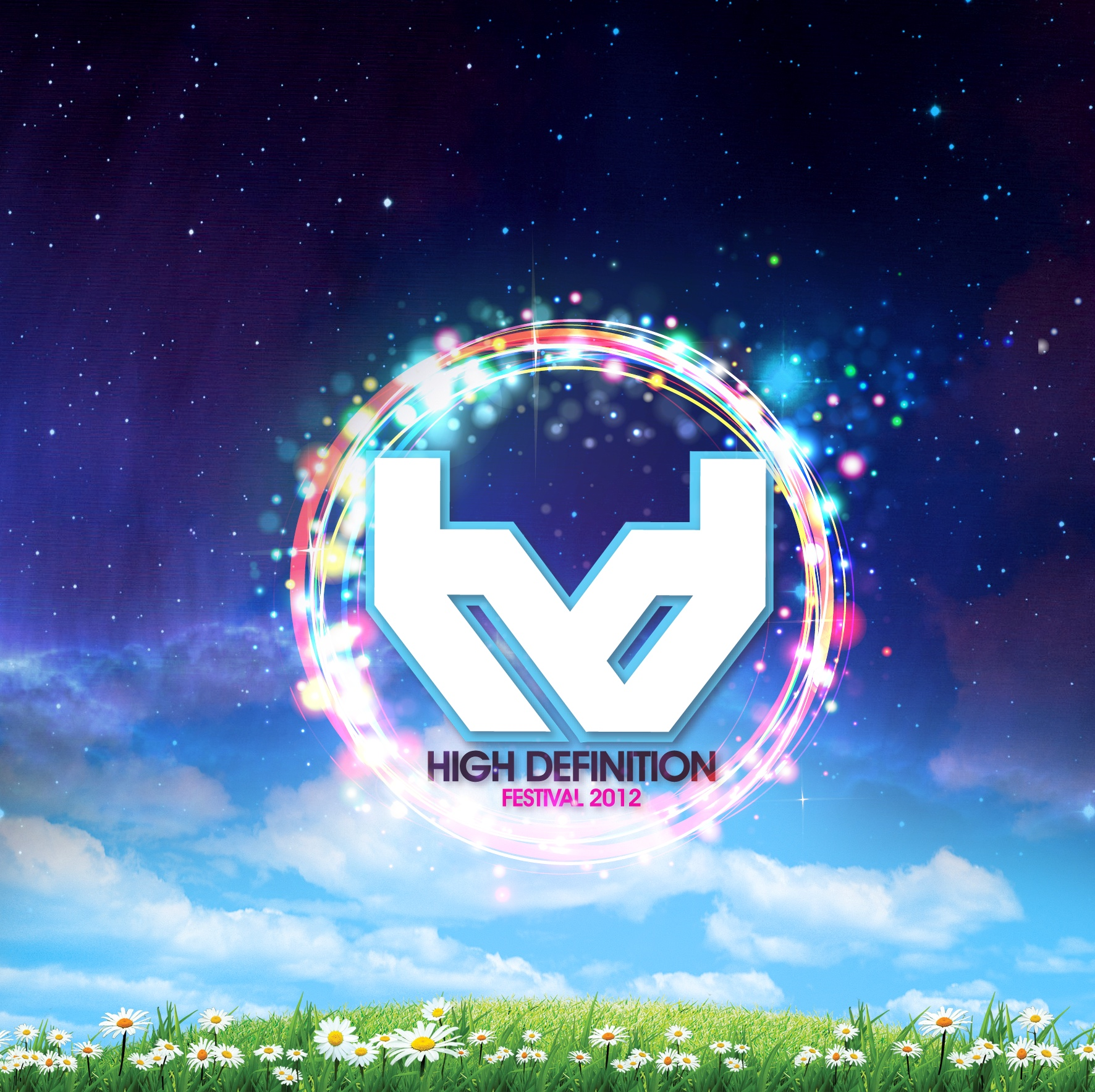 High Definition Festival logo
