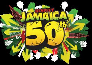jamaica 50th anniversary logo