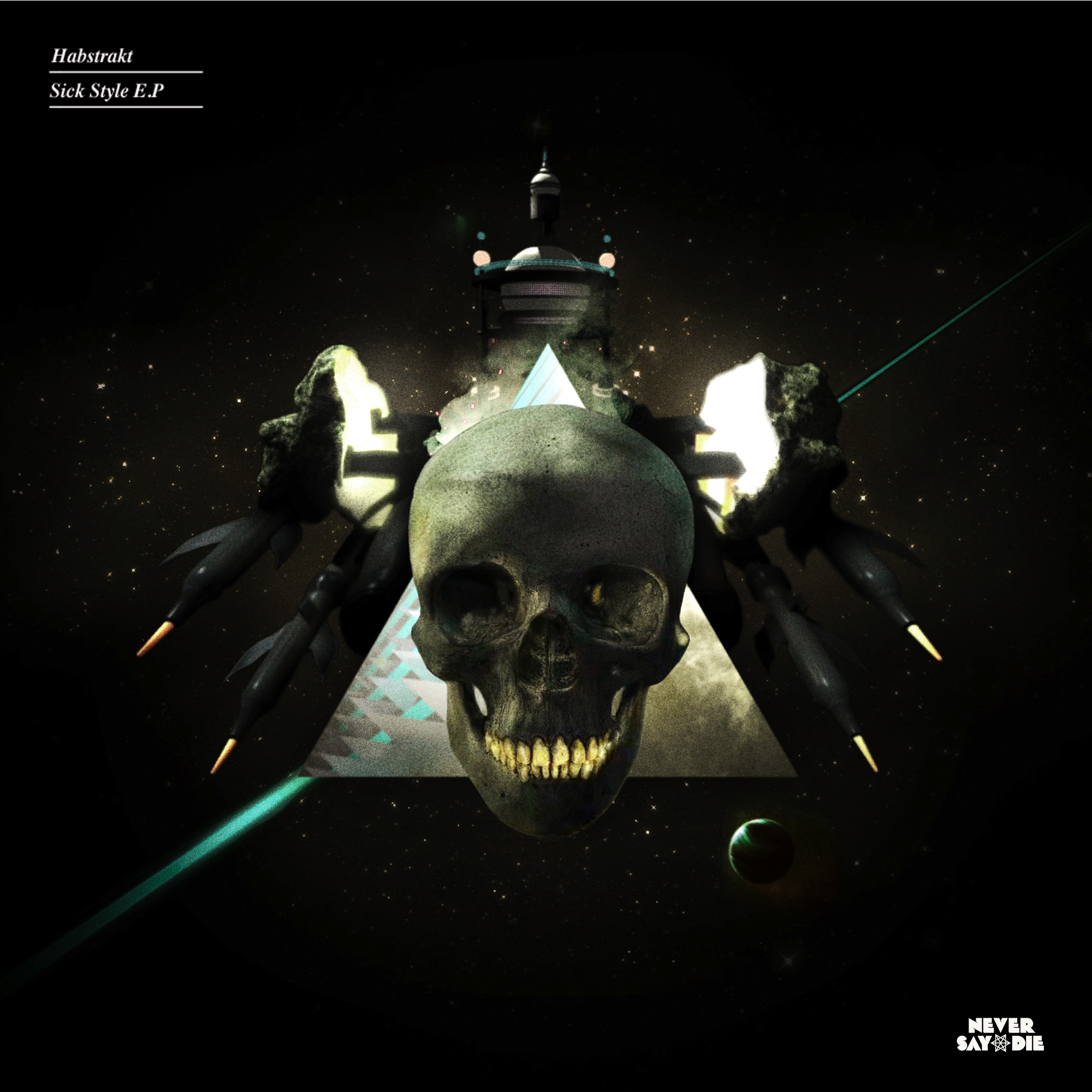 Habstrakt Sick Style Ep With Free Download Never Say Die Records Aaa Music