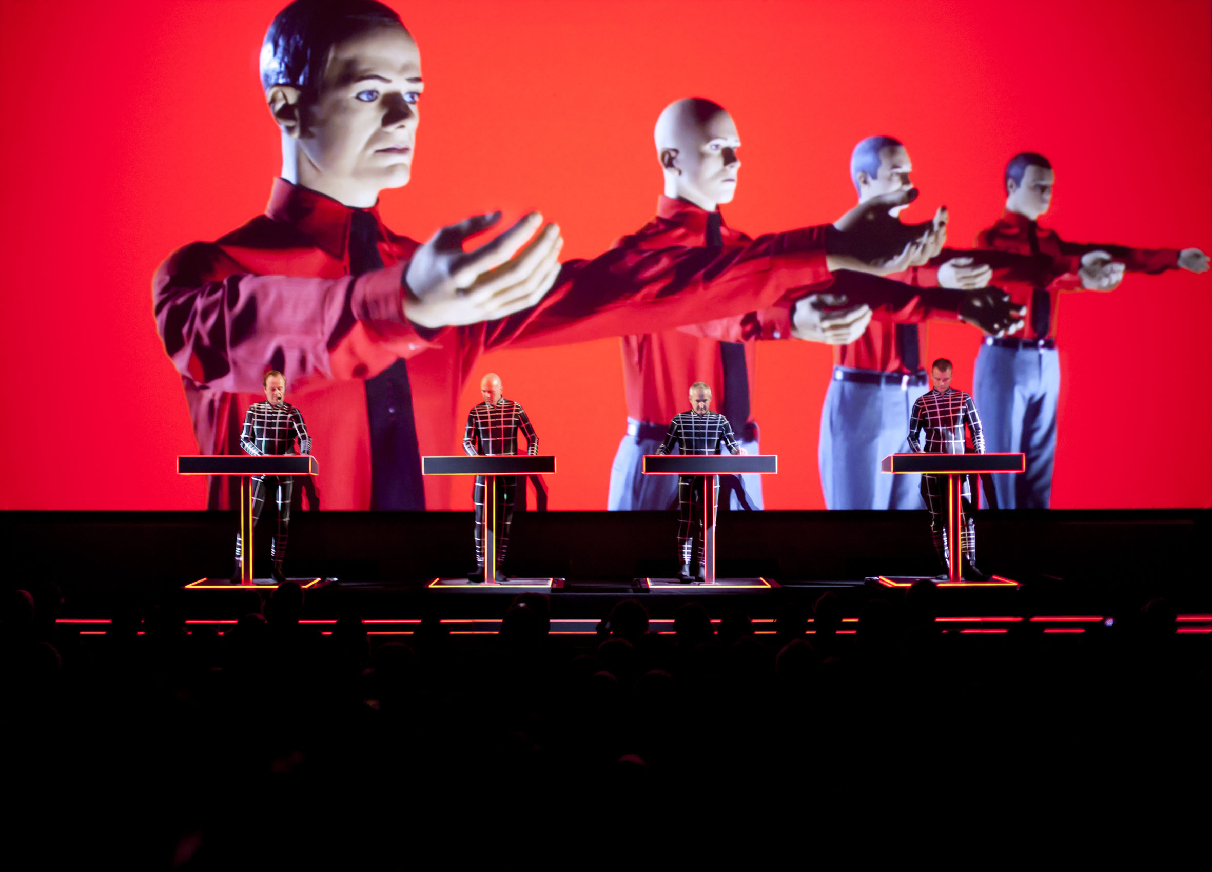 Tate Modern's Turbine Hall Presents Kraftwerk The ...Kraftwerk