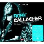 RORY GALLAGHER – Live At The Montreux Festival 1975-1994