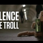 Sponsored Post: V-Energy Silence the Troll