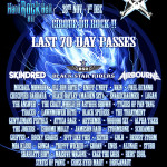 Skindred join Airbourne and Black Star Riders for Hard Rock Hell 7…