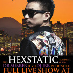 DJ KENTARO & HEXSTATIC To Play Village Underground NEXT WEEK…