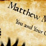 MATTHEW MOLE – You And Your Crown