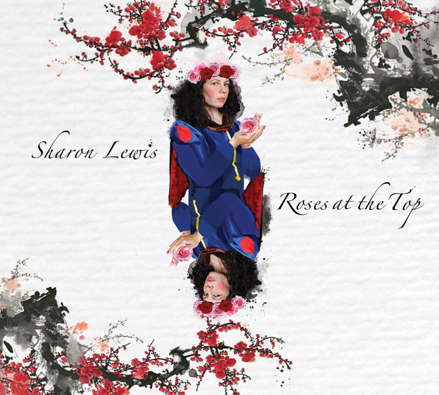SHARON LEWIS - Roses at the Top