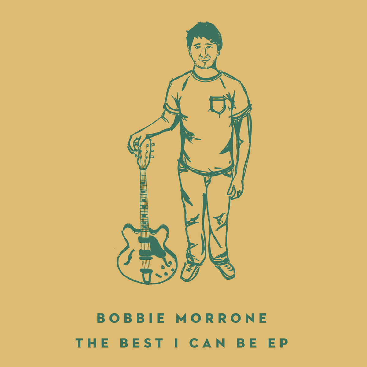 BOBBIE MORRONE - The Best I Can Be EP
