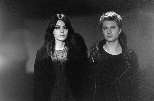 A CHAT WITH: BLOOD RED SHOES