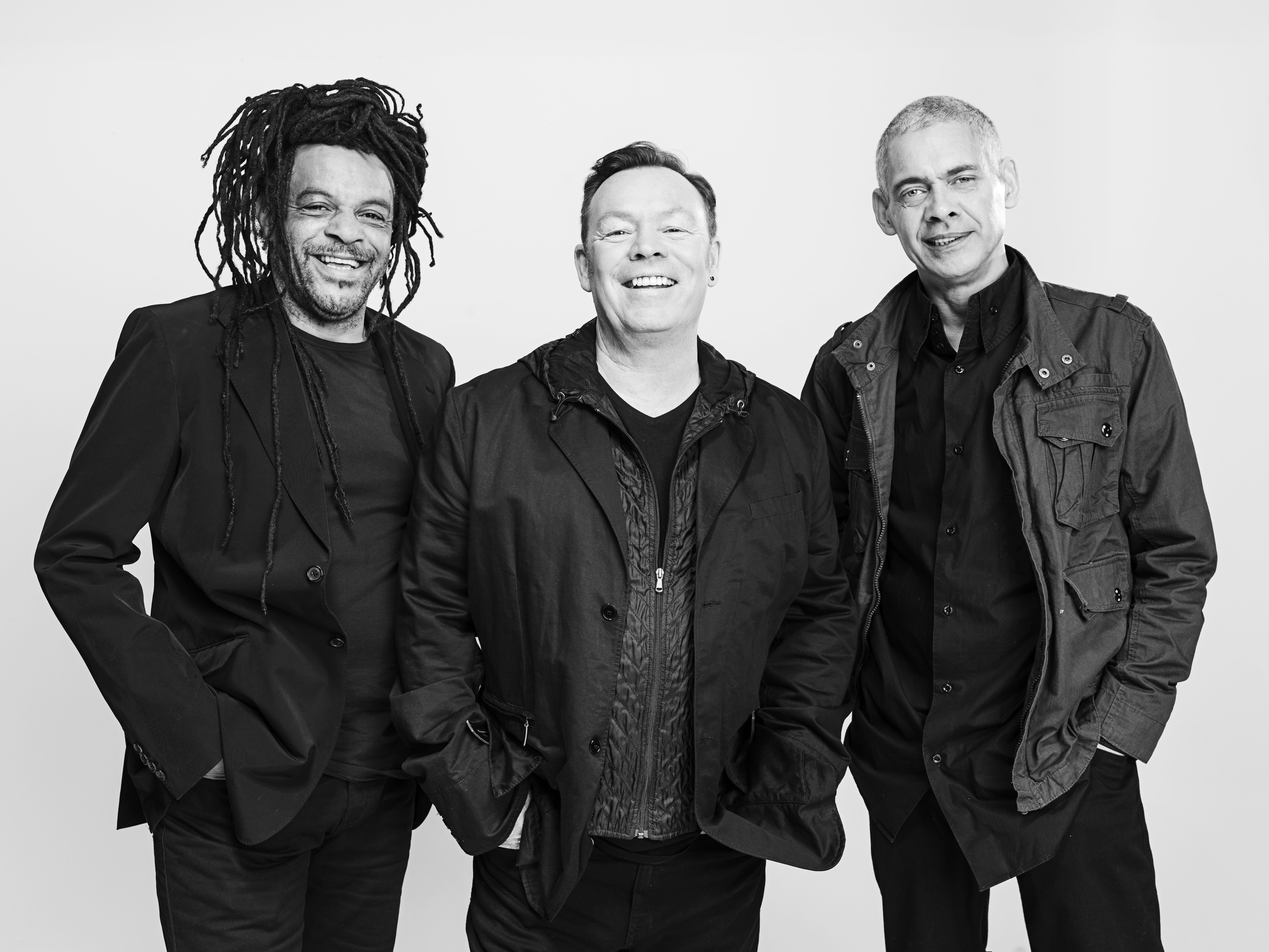 Group shot - UB40