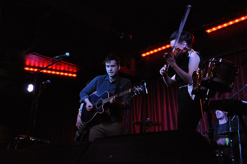 Van Susans - Live @ The Borderline