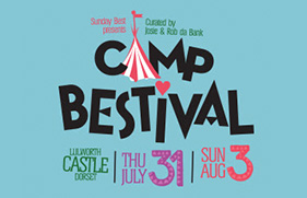 Amazing  New Areas At The Greatest Family Show On Earth  Camp Bestival 2014