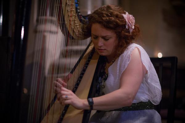 Gondwana Orchestra - Harp