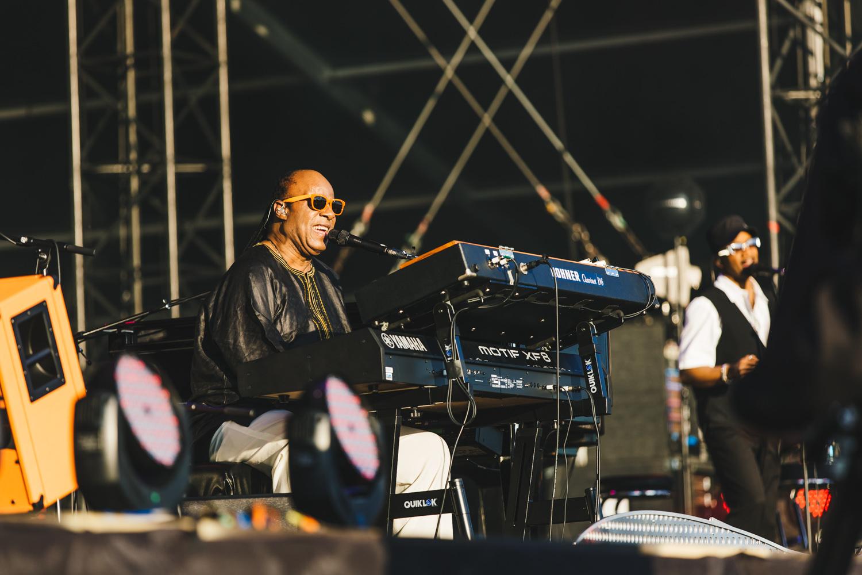Calling Festival - Stevie Wonder