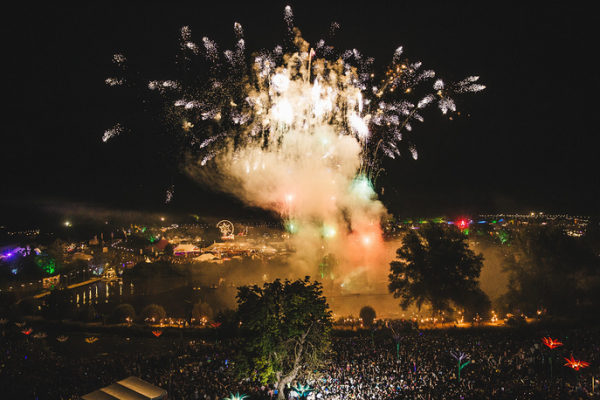 SGP - Fireworks - by Rachael Wright