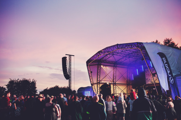 Folk By The Oak 2014 - Live Review