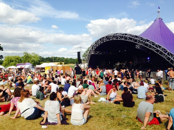 Standon Calling - Stage - Sun