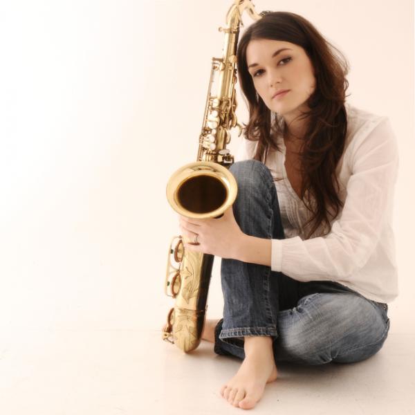 Trish Clowes - Brecon Jazz