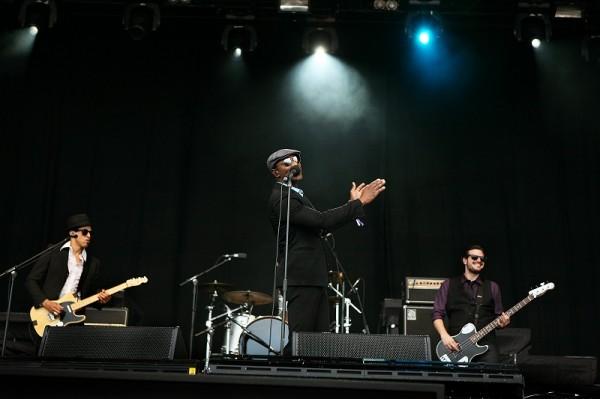 Aloe Blacc @ On Blackheath 13/09/14