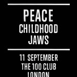 Converse Announces Surprise Gig With Peace, Childhood & JAWS