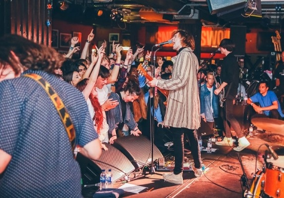 Peace + Childhood + JAWS - Live @ The 100 Club