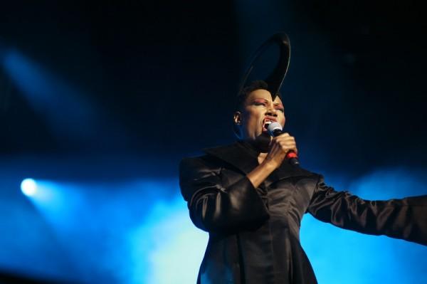 Grace Jones @ On Blackheath 13/09/14