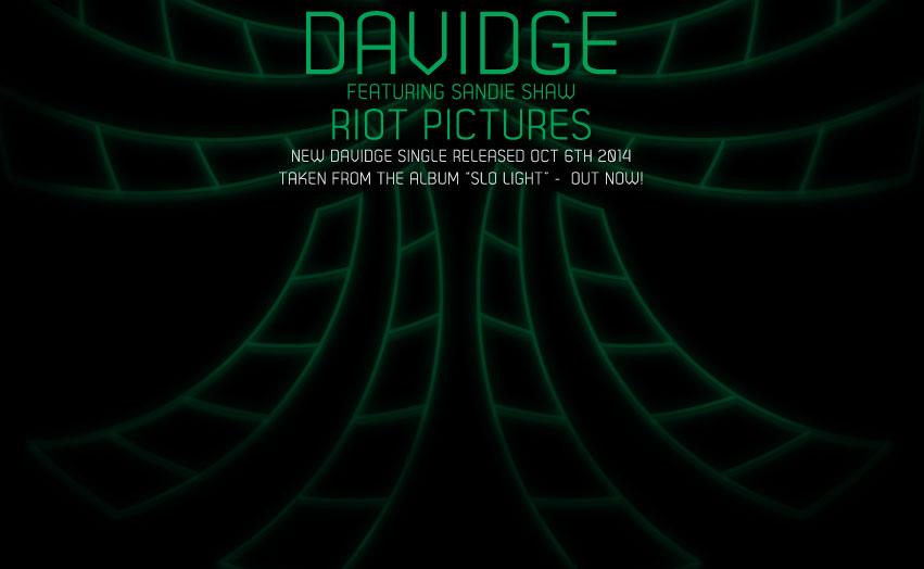 NEIL DAVIDGE – Riot Pictures