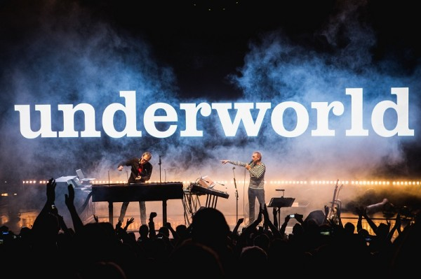 Underworld - Live @ The Royal Festival Hall