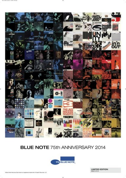 CELEBRATING 75 YEARS OF BLUE NOTE (2)