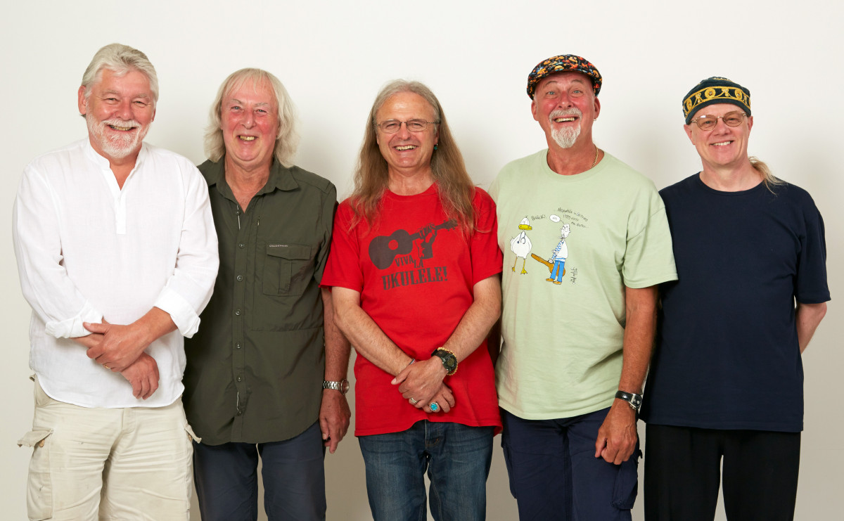 FAIRPORT CONVENTION - 2015 Press Photograph