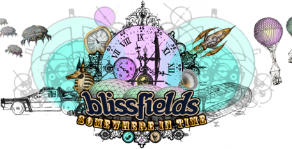 Blissfields 2015 logo