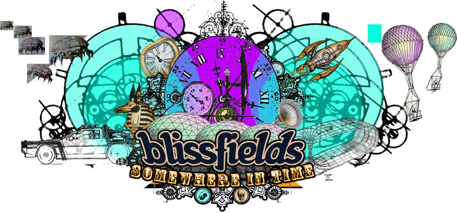 Blissfields 2015 logo