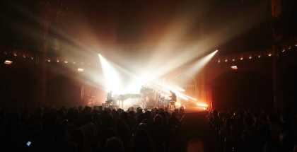 GoGo Penguin - Union Chapel - Nick Maroudis