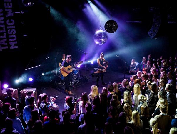 Tallinn Music Week - 4 - Credit: Kaisa Keizars