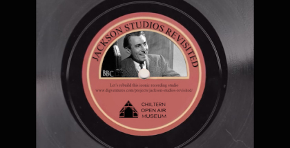 Jackson Studios Video Opening Image
